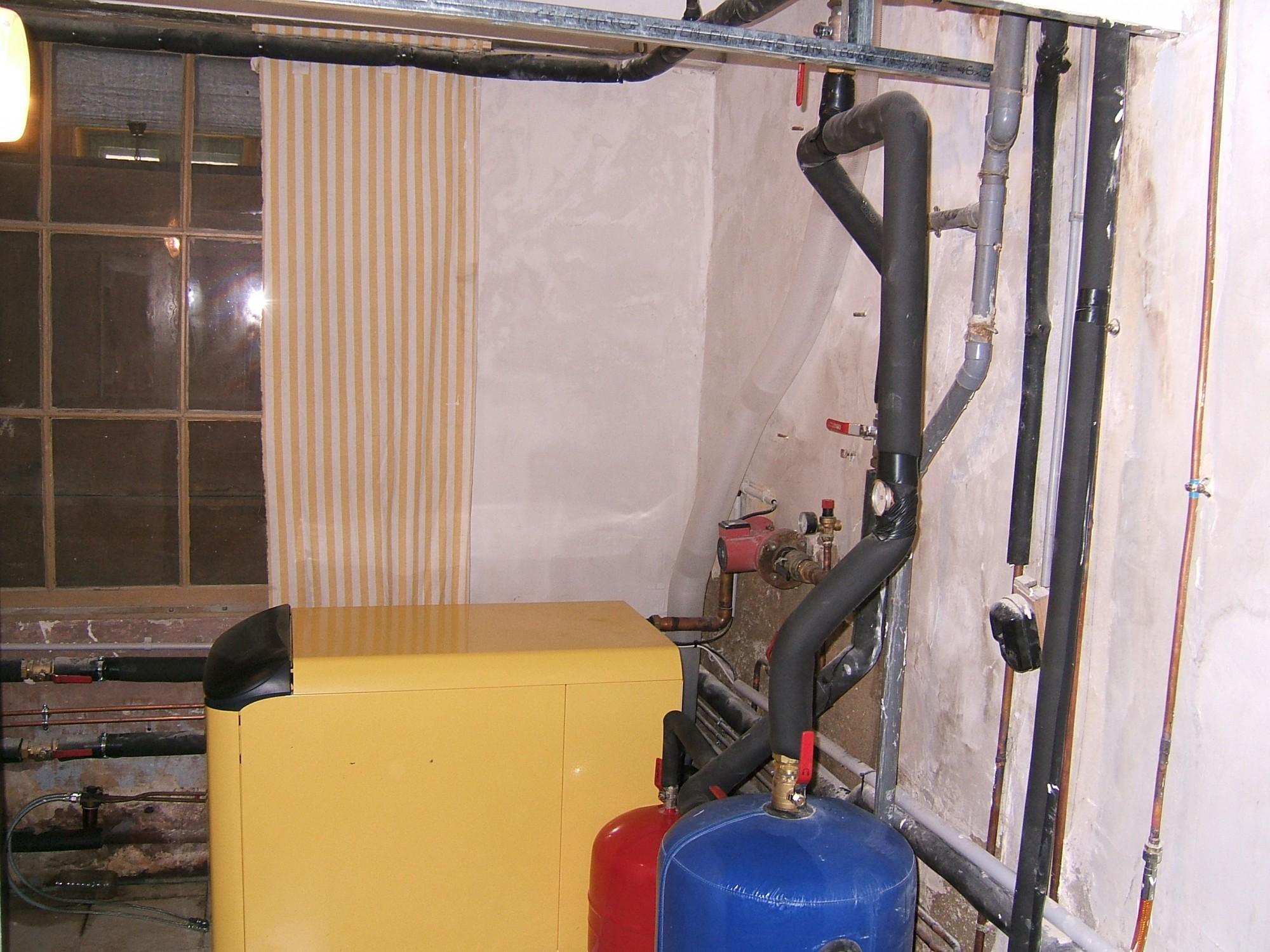 Reprise d 39 installation de pompe chaleur non conforme for Installation pompe a chaleur